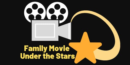 Family Movie Under the Stars