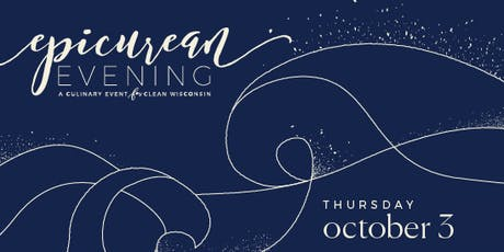 Epicurean Evening 2019 tickets