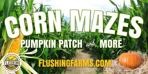 Flushing Farms Discounted Admission
