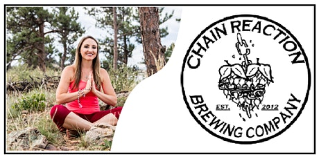 Yoga on Tap @ Chain Reaction tickets