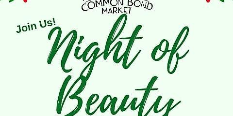 The Common Bond Market's Night of Beauty