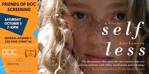 selfless documentary screening
