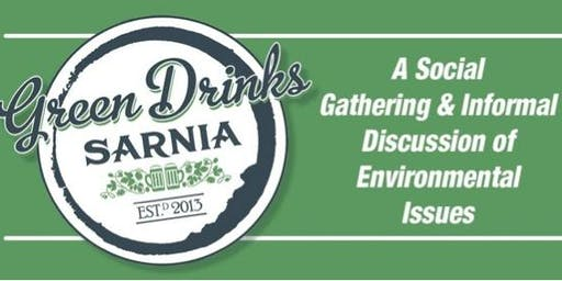 Green Drinks Sarnia September Event