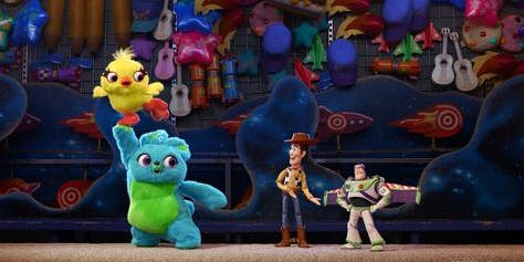 Blackfalds Culture Days Drive-In Movie - Toy Story 4