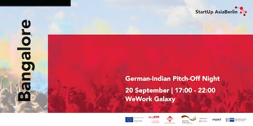 German-Indian Pitch Off Night
