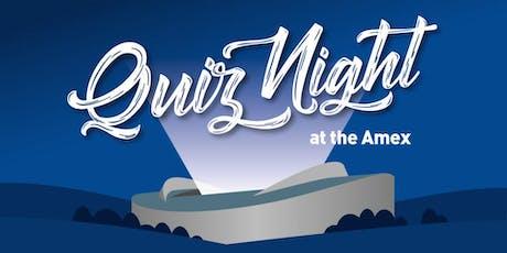 AITC Quiz Night tickets