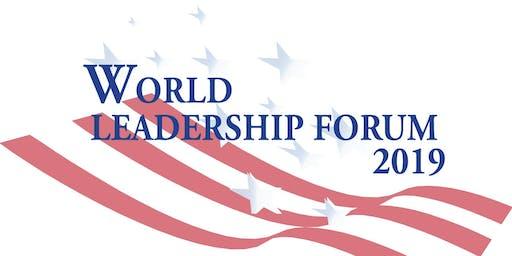 World Leadership Forum 2019