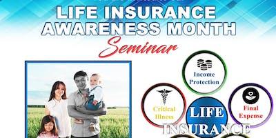 Life Insurance Awareness Month Seminar