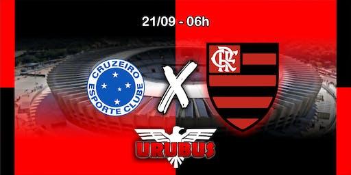 UruBus - Cruzeiro x FLAMENGO - Brasileirão 2019