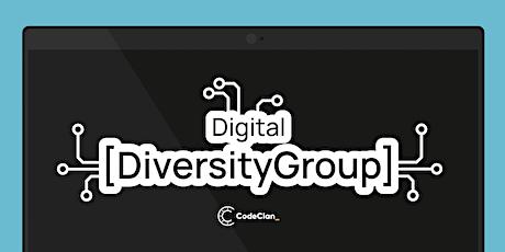 Edinburgh: CodeClan Digital Diversity Group tickets