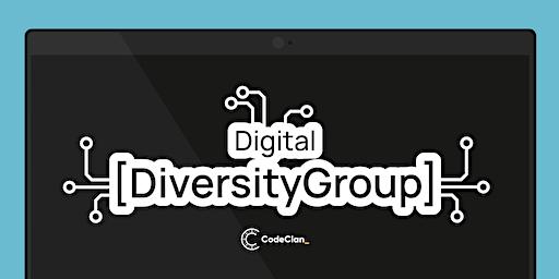 Edinburgh: CodeClan Digital Diversity Group