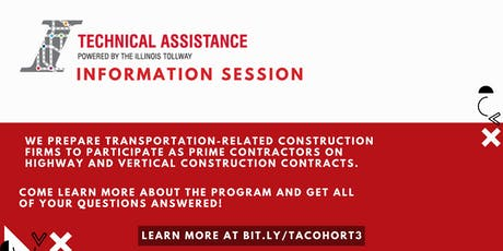Technical Assistance Program Info Session tickets
