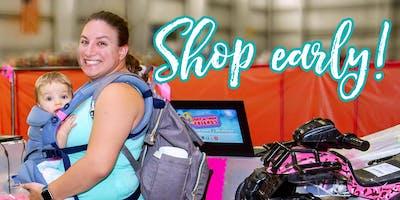 "New Mom/Expecting Mom ""JBF Baby Bump"" Presale Shopping Event - JBF Bremerton - FALL 2019"