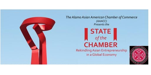 State of Alamo Asian American Chamber of Commerce Address
