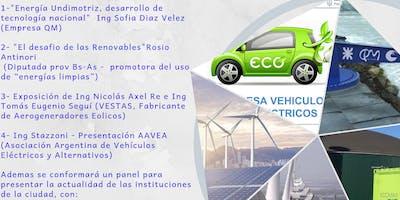Jornada de Energías Renovables Ind. Argentina //Mar del Plata Septiembre