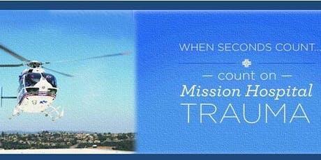 Mission Hospital Trauma Symposium tickets