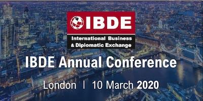 IBDE Annual Conference 2020