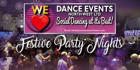 Festive Party Night at St Joe's Chorley tickets