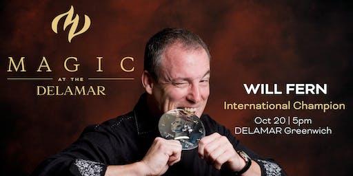MAGIC at the DELAMAR: Will Fern- International Champion