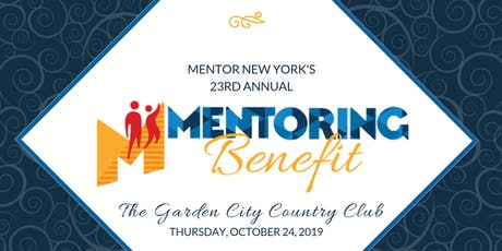 23rd Annual Mentoring Benefit tickets
