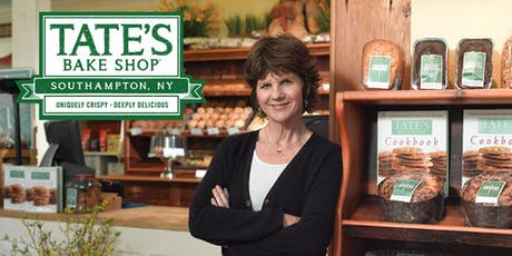 FREE Lecture by Tate's Bake Shop Founder Kathleen King entradas