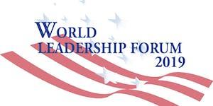World Leadership Forum Dinner 2019