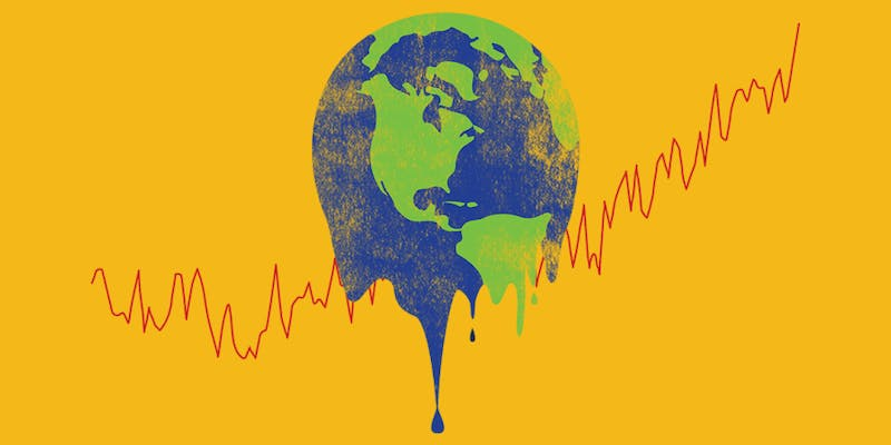 Climate Melting Earth