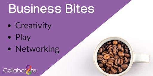 Business Bites -  Unlock Your Creative Potential