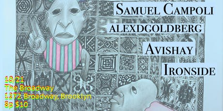 Samuel Campoli / alexdgoldberg / Avishay / Ironside tickets