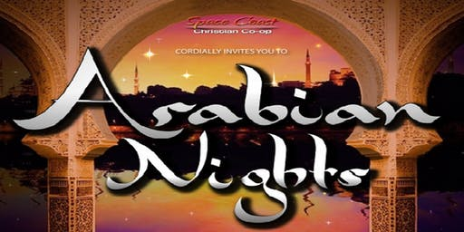 Arabian Nights presented by SCCC