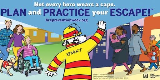 2019 Monroe Fire Department Fire Prevention 5k Run/Walk