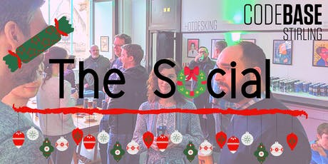 The Christmas Social [December] tickets