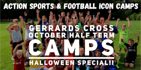 Action Sports and Football Icon Academy Camps - Gerrards Cross tickets