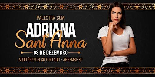 Palestra Adriana Sant'Anna e Rodrigão