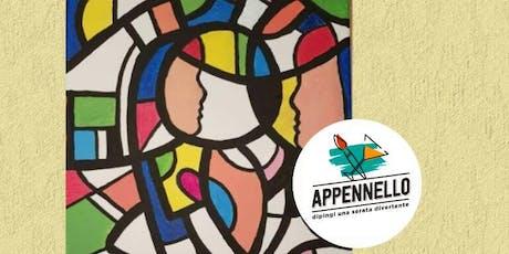 Colori d'intesa: aperitivo Appennello a Jesi (AN) biglietti