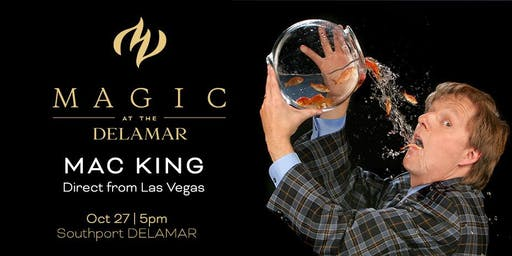 MAGIC at the DELAMAR: Mac King- Direct from Las Vegas