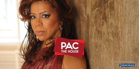 Valerie Simpson - PAC the House Series tickets