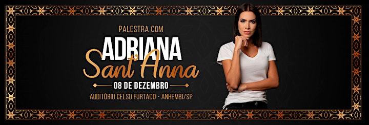 Palestra Adriana Sant Anna E Rodrigão Inscrição Sab 11 01