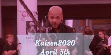 Kaizen Martial arts Expo 2020 tickets