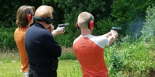 CCW Class 9/21/2019 ($75 - for CCW $35 for refresher course) Lunch included