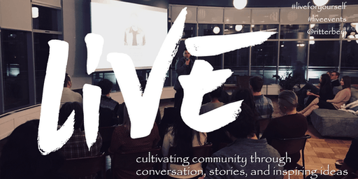 LIVE: Networking, connecting, and building relationships that last