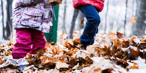 Chapelton Autumn Ranger Walk & Storytelling Adventure