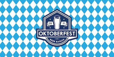 Oktoberfest 2019 - Beer Baron Oakland