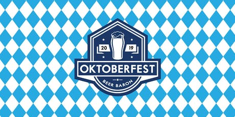 Oktoberfest 2019 - Beer Baron Oakland tickets