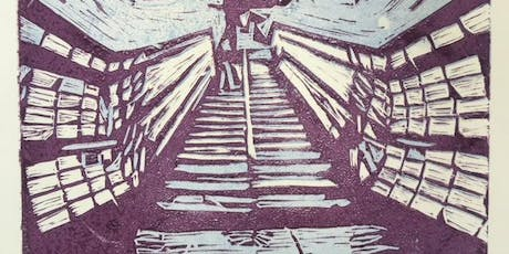Lino Printing Workshop with Dan Bethell tickets
