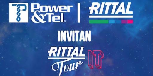 Rittal Tour IT con Power & Tel