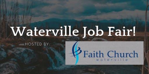 Faith Church Job Fair RSVP
