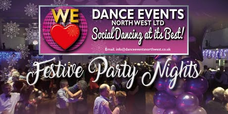 Festive Party Night at The Longfield Suite tickets