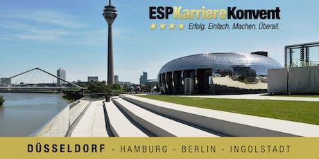ESP Karriere Konvent - Düsseldorf tickets