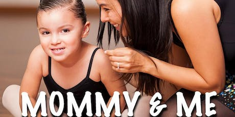 Mommy and Me Dance Class tickets